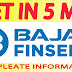 Bajaj finserv credit card , Anyone can apply, know how & benefit- Indiatecinfo