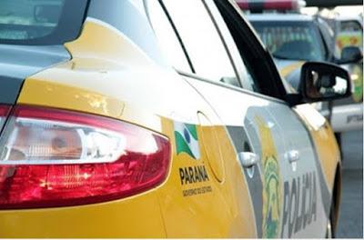 Motorista alcoolizado agride policial durante abordagem, em Marquinho
