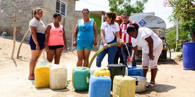 Más de la mitad de Colombia tiene desabastecimiento de agua potable