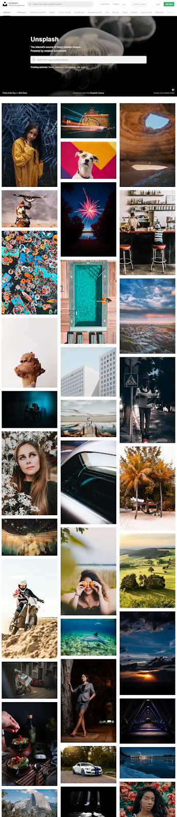 Unsplash Review - The Best Provider Of Free Images?