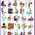 30 Irregular Verbs