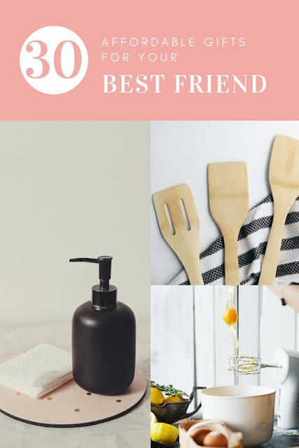 30 Affordable Gifts for Your Best Friend