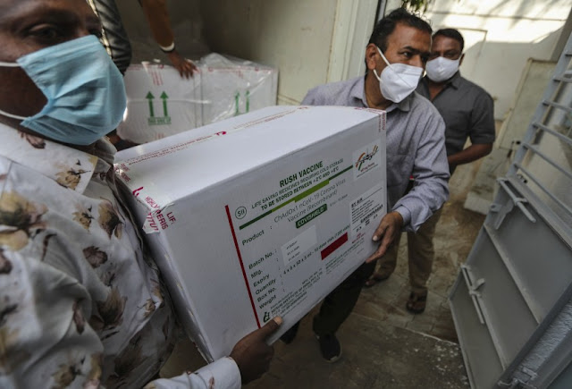 Why India Is Exporting Vaccines But Not Selling Them For Public Use