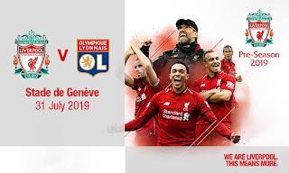 مشاهدة مباراة ليفربول وليون بث مباشر بتاريخ 31-07-2019 مباراة ودية