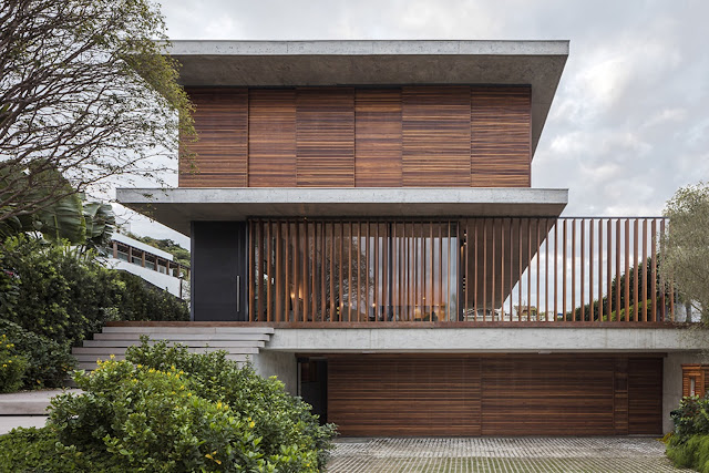 Bravos House situated in Itajaí, Brazil
