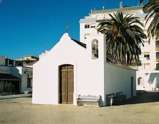 Capela de Santo António em Armação da Pêra