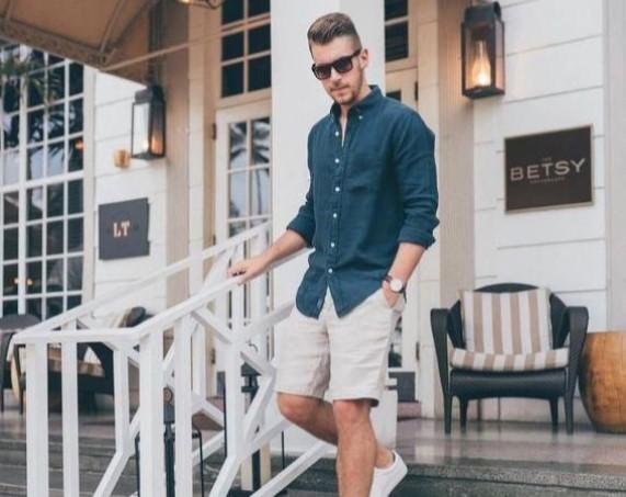 Ini Tips Mengenakan Celana Pendek Khusus Pria
