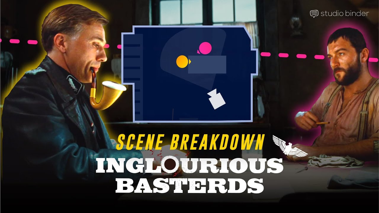 Inglourious Basterds — How Tarantino Keeps You Hooked