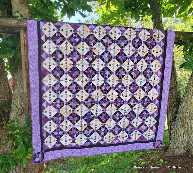 When Internet Fails - Quilting Ramps Up!