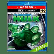 Hulk (2003) Ultra HD BDREMUX 2160p Latino