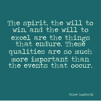 Spirit Success Quotes