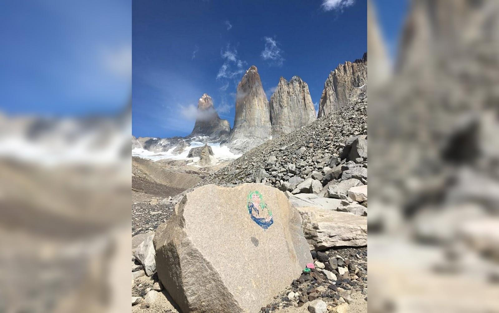 Pillan a otro italiano en Torres del Paine