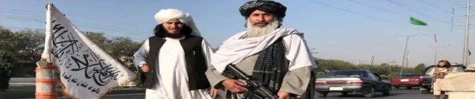 Taliban Claims They Will Be Soon Be Recognised By The World