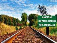 Duh, Jalur Pembangunan Rel Kereta Api di Pangkep Tersandung Kawasan Hutan Lindung