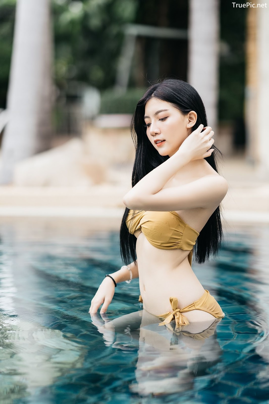 Image Thailand Model - Sasi Ngiunwan - Let's Summer Chilling - TruePic.net - Picture-1