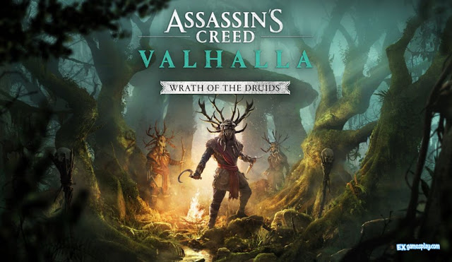 Assassin's Creed Valhalla - DLC Wrath of the Druid Review