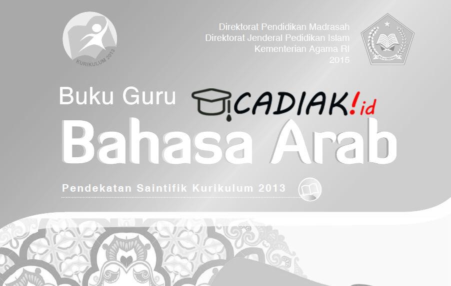 Download Buku Paket Bahasa Arab Kelas 11 MA Kurikulum 2013 PDF