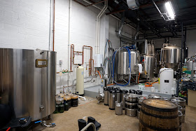 10 bbl Forgeworks Brewhouse