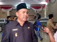 Rapat paripurna tingkat 1 DPRD Kab Sarolangun Penyampaian Pengantar Nota RKUA dan PPAS