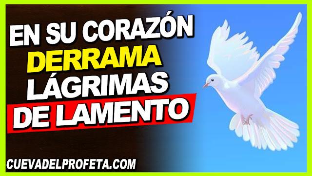 En su corazón derrama lágrimas de lamento - William Marrion Branham en Español