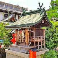 人文研究見聞録:京都ゑびす神社(恵美須神社) [京都府]