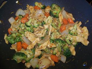 Kitchen Simmer Chinese Chicken Stir Fry 101