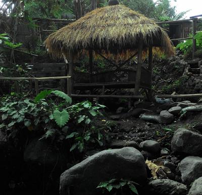 Pemandian Tirta Budi di Jogja