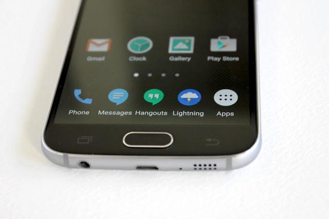 Galaxy S6 Fingerprint Scanner