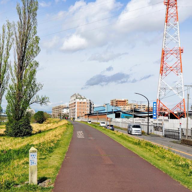タマサイ 多摩川サイクリングロード たまリバー50キロ