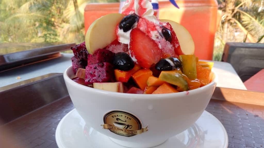 resepi abc buah, dessert menarik, abc buah, abc buah special