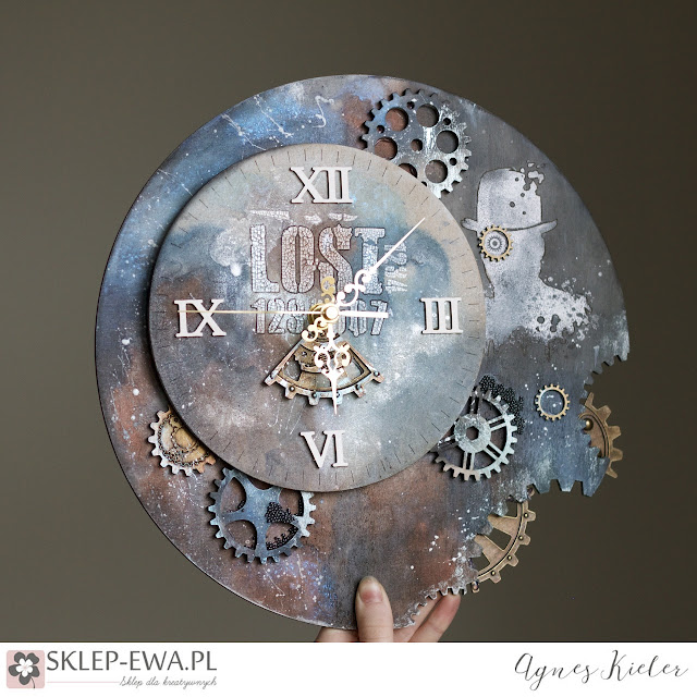 Mediowy zegar