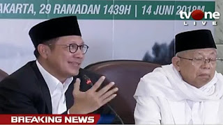 Sidang Isbat: Idul Fitri 1439 H Bertepatan 15 Juni 2018
