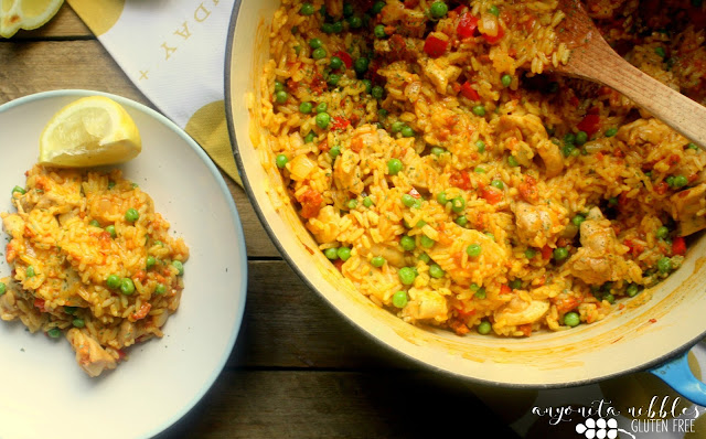 Gluten Free Spanish Rice Recipe