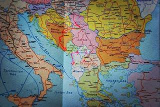 Balkan ülkeleri gezi rotası