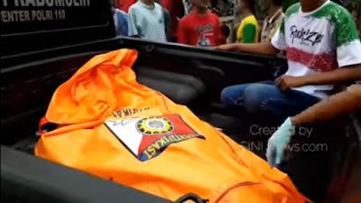 Update! Detik-Detik Korban Pembunuhan di Desa Tanjung Telang, Keluarga Koban Mengamuk