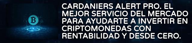 Revisión web Señales de criptomonedas - Cardaniers