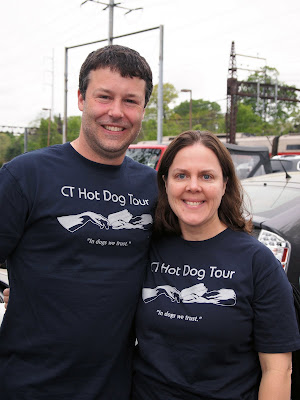 The Connecticut Hot Dog Tour