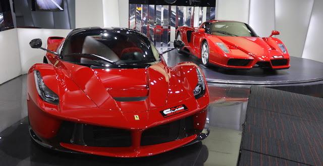 ドバイで「エンツォ・フェラーリ」が2億4500万円で販売中!新車の数倍のプレミア価格に。