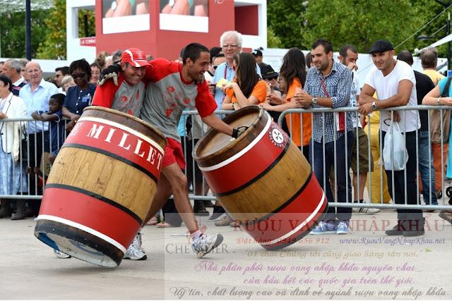 Lễ hội rượu vang BORDEAUX – Lễ hội của những giác quan