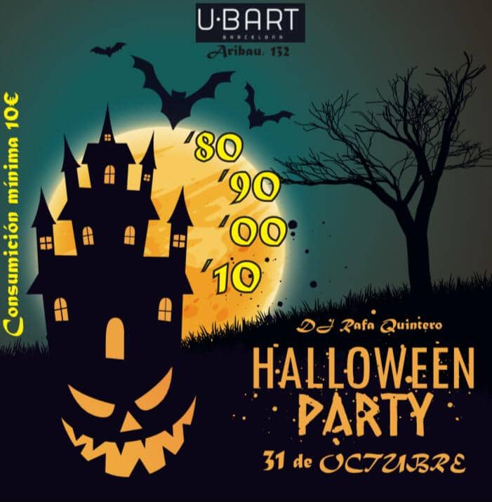 Flyer Halloween Party