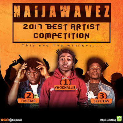 Naijawavez%2B2017%2BBest%2BArtist%2B3%2Bwiners%2B2 - Check out the Winners of Naijawavez 2017 Best Artist Competition which took place on Sunday, Sept 10. 2017, Port Harcourt City