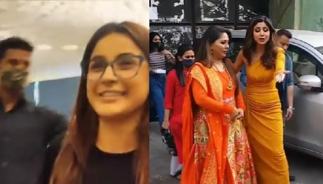 Shanaaz Gill का Shilpa Shttey ने मारा डायलाॅग, तो पंजाबी गर्ल ने कहा वो तो...