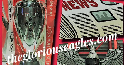 The Glorious Eagles - Soccer News - cover