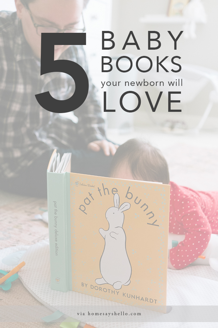 Great baby books for 0-2 months
