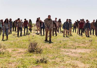 Fear the Walking Dead - Infected in Episode 8