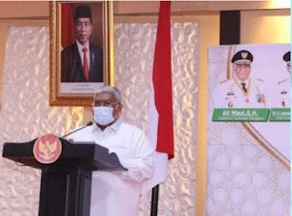 Gubernur Sultra Ali Mazi Harapkan Program Kerja MUI dapat Bersinergi dengan Pemprov