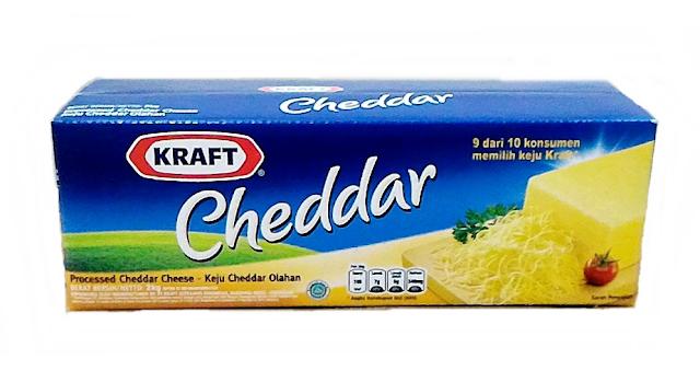 Beberapa Olahan Unik dengan Keju Kraft Cheddar untuk Anak-anak