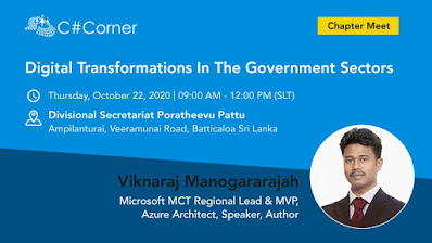 Digital Transformation in the Government Sectors