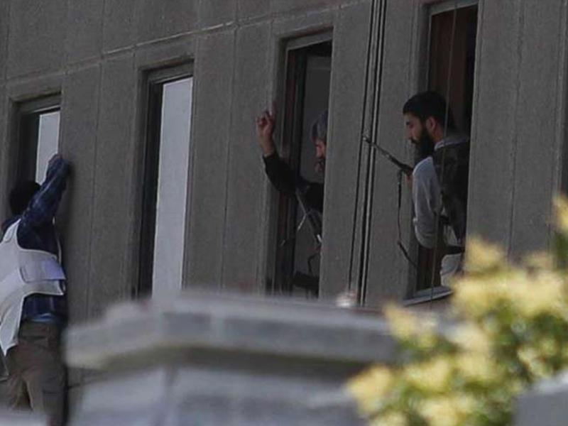 Naciones Unidas condena ataques terroristas en Irán