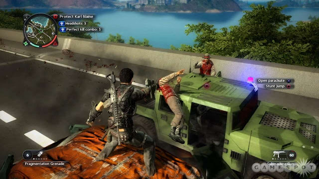 Just Cause 2 PC Download Free Full Gameplay